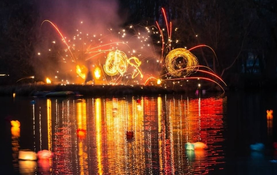 Фестиваль водных фонариков уже в эти выходные!