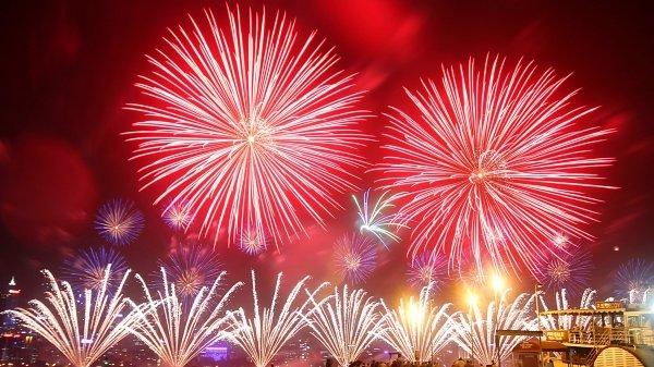 Фестиваль фейерверков «Смоленский звездопад»