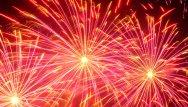 Второй этап Международного фестиваля фейерверков «Калейдоскоп»