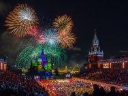 Девятый Международный военно-музыкальный фестиваль «Спасская башня».