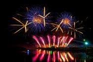 Шестой Всероссийский фестиваль фейерверков «Смоленский звездопад»