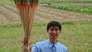 """В Китае изобрели экологический """"фейерверк"""""""